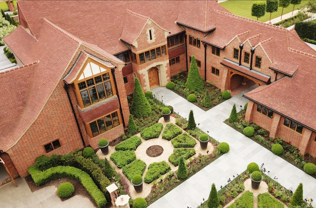 English Country House Architect