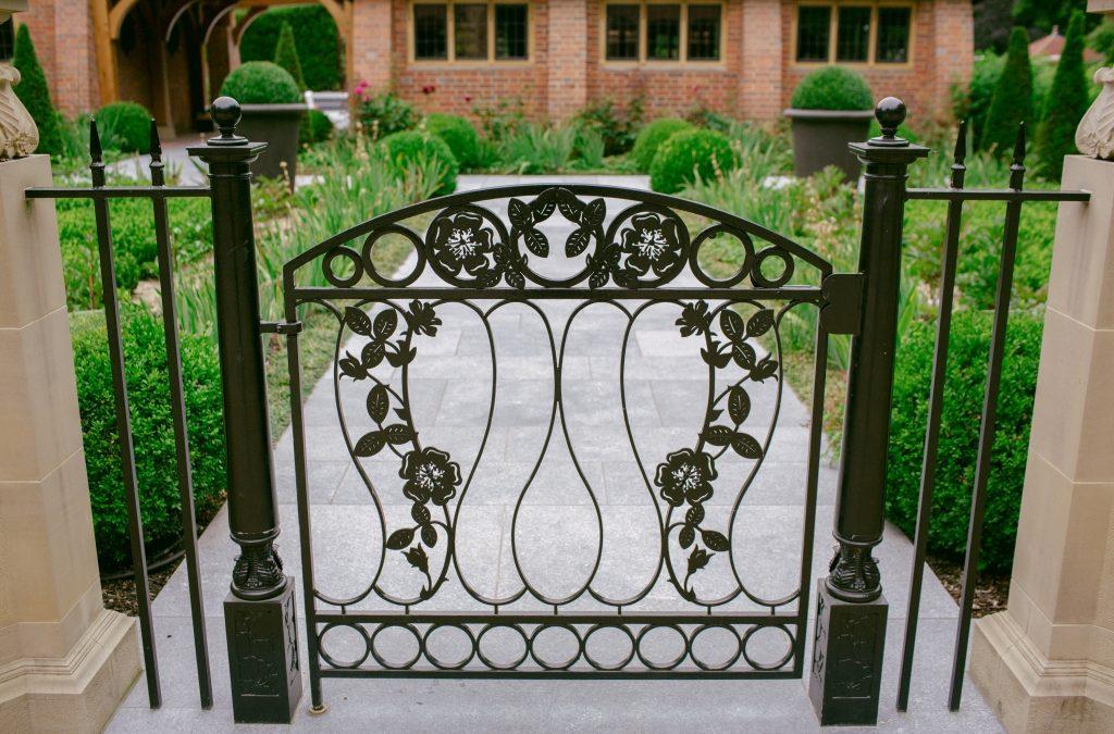 Protected: Entrance Garden Gate