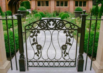Garden Entrance Gate