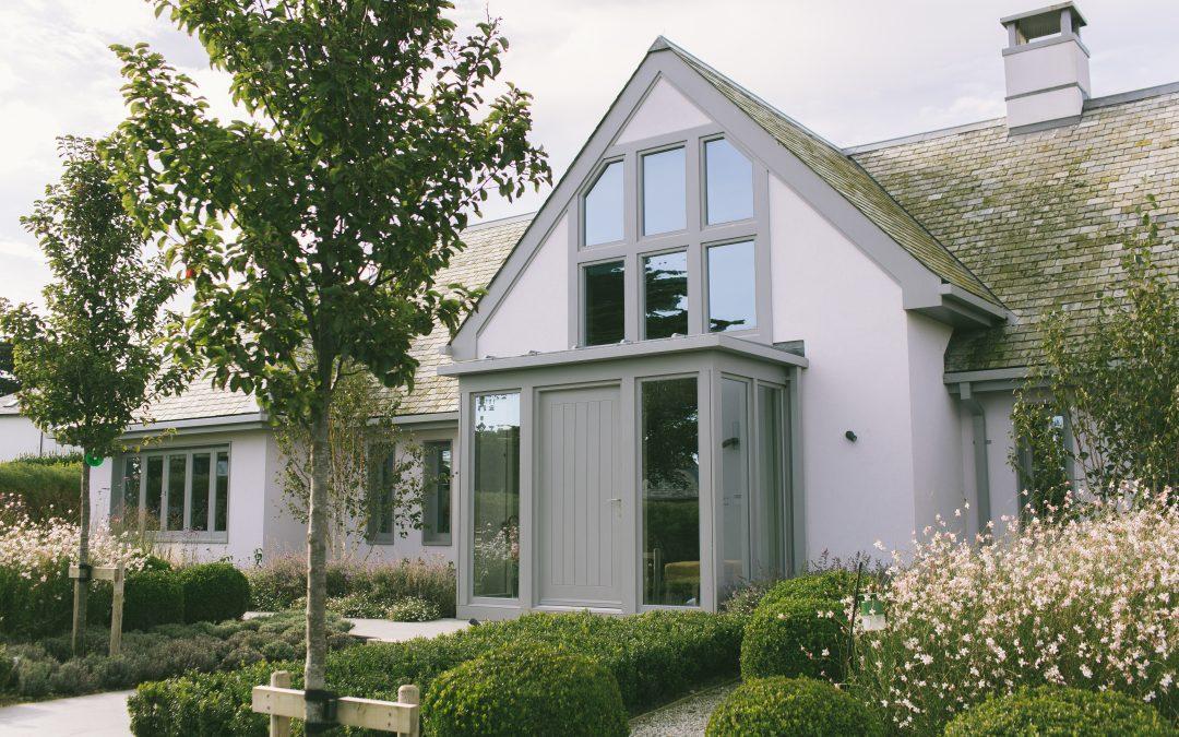 Seaside Home in Cornwall
