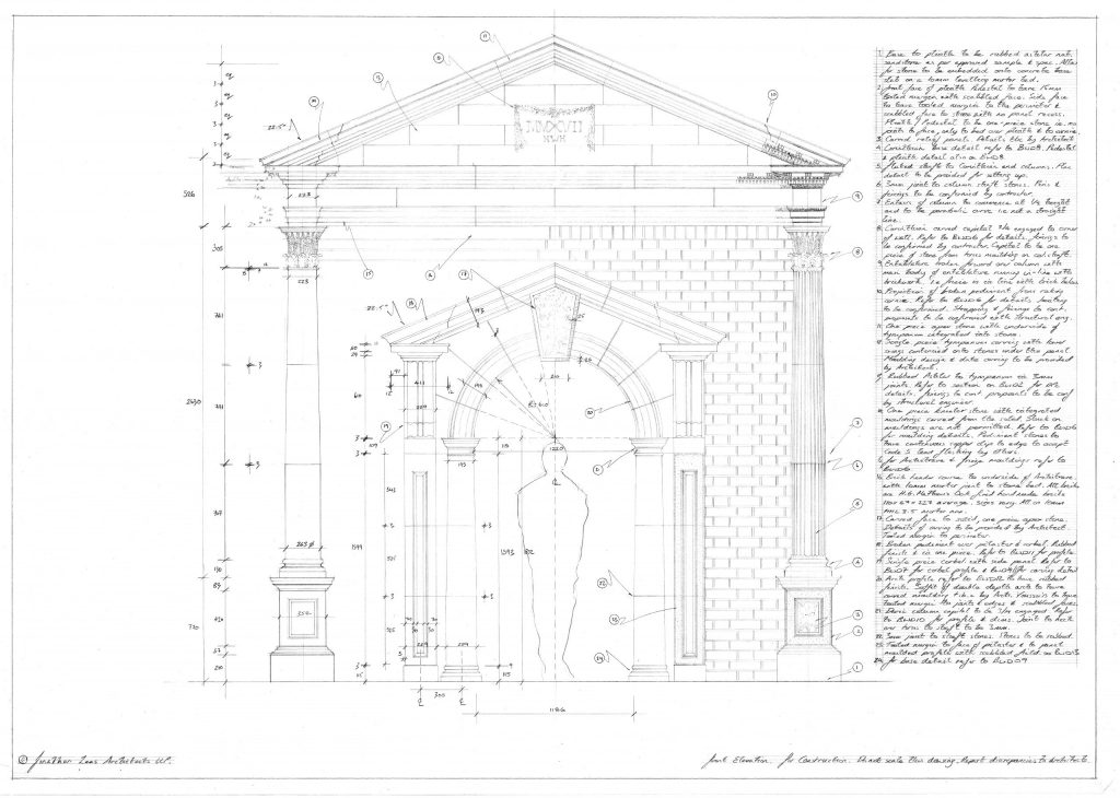 New Classical Architecture UK