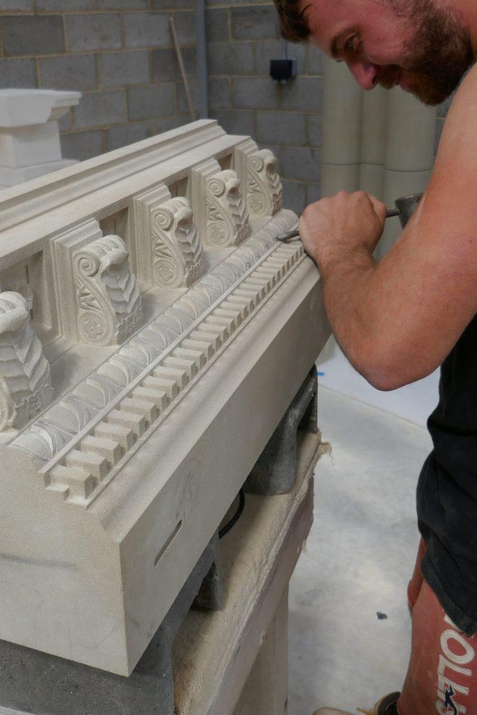 Award winning stone masonry in the UK
