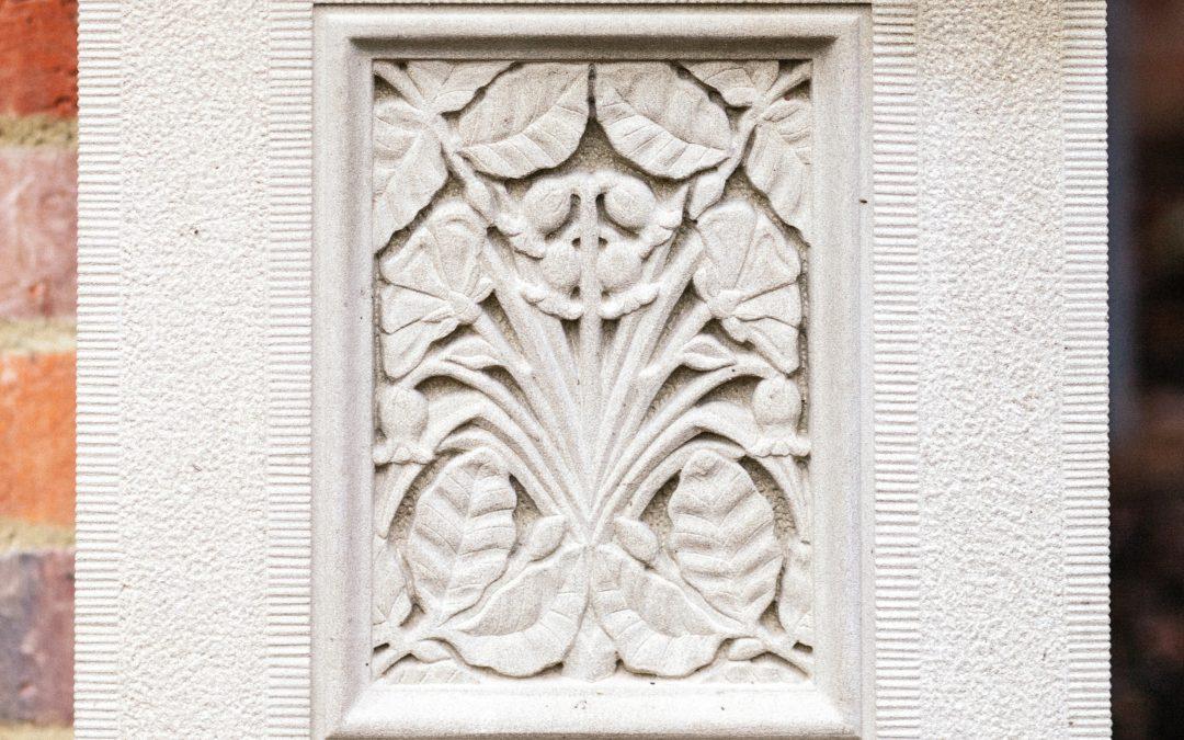 Column Base Carving