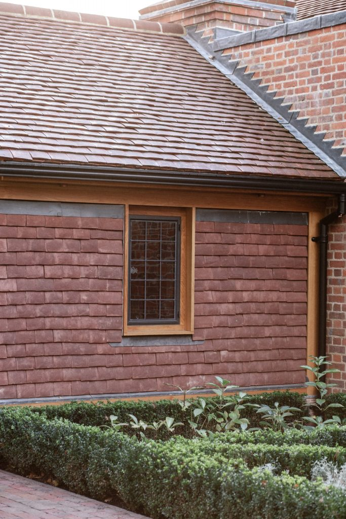 New build outbuilding to residential home