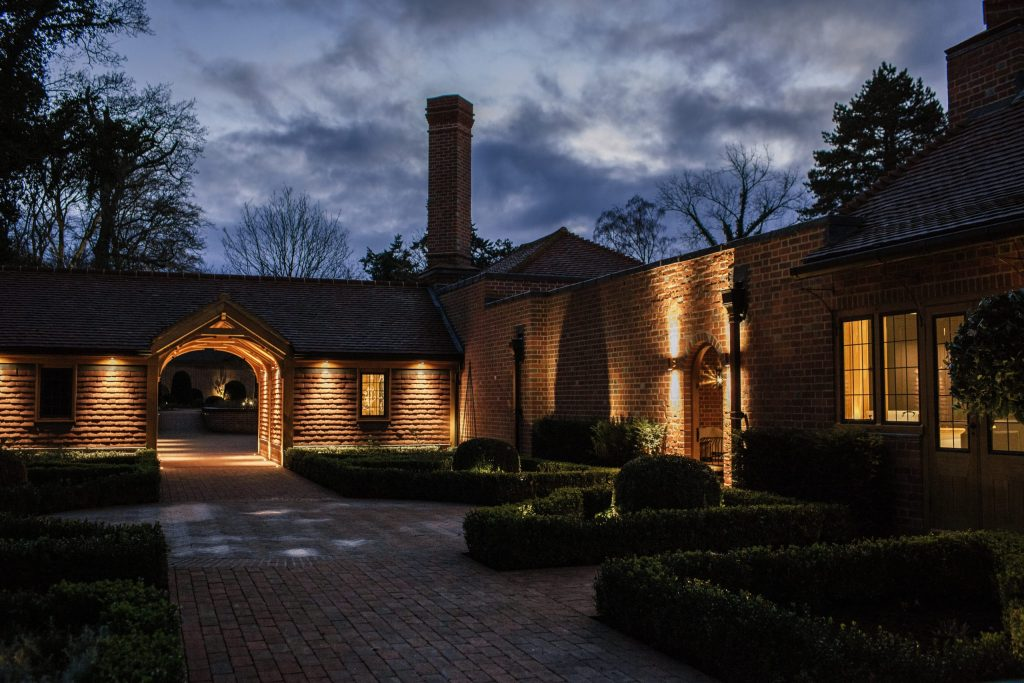 Arts and Crafts Architect designed outbuildings