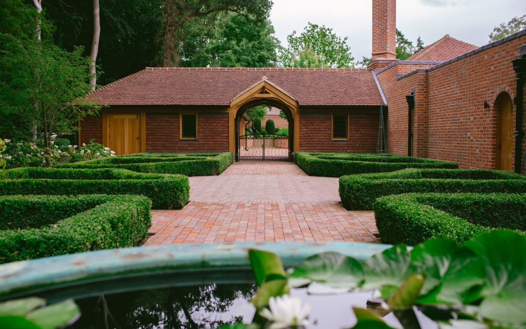 An Estate Stables and Woodland Barn