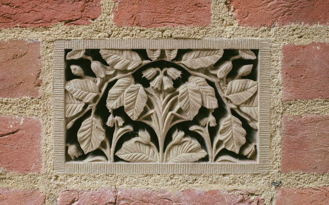 Decorative Stone Vent