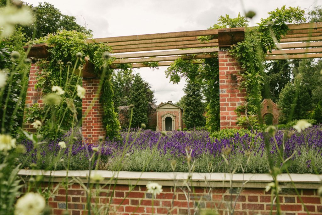 Arts and Crafts Country House Garden