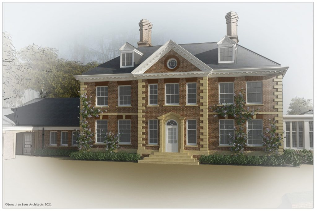 English Country House Design