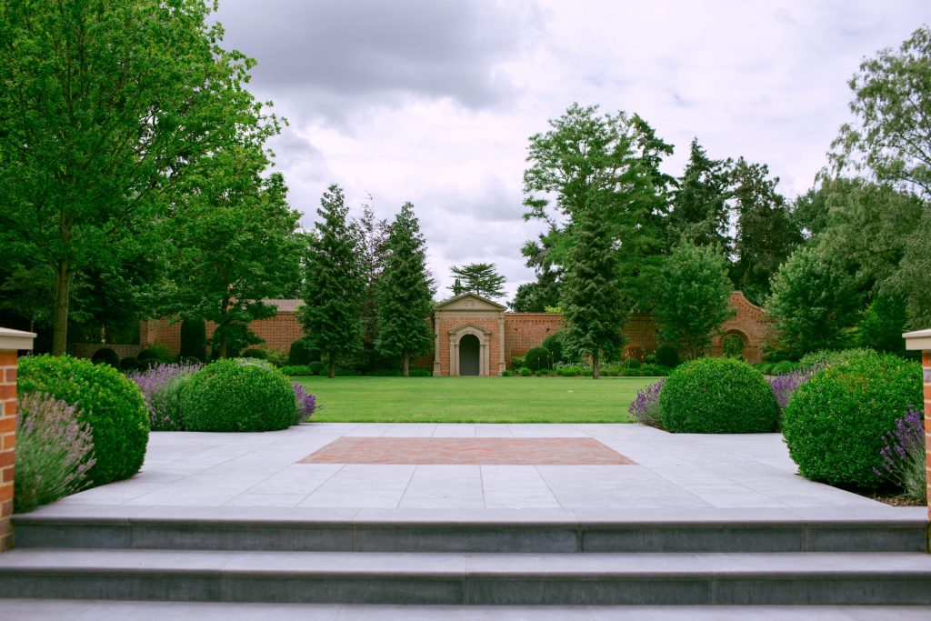 Classical landscape Architecture UK
