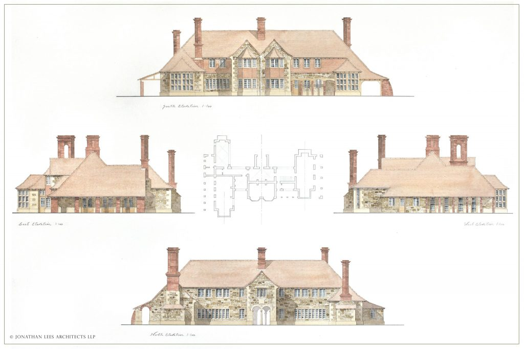 Arts and Crafts House Design
