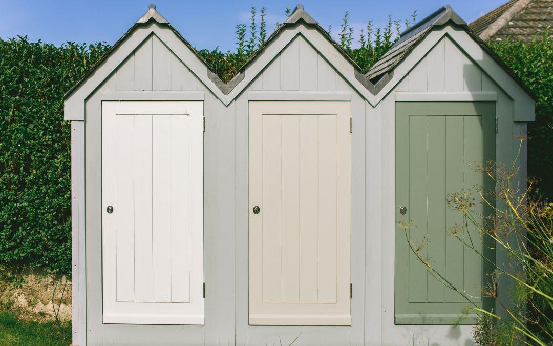 Cornish Beach Huts