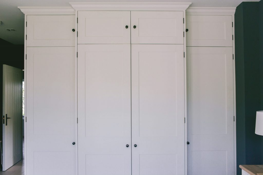 Traditional style fitted wardrobes