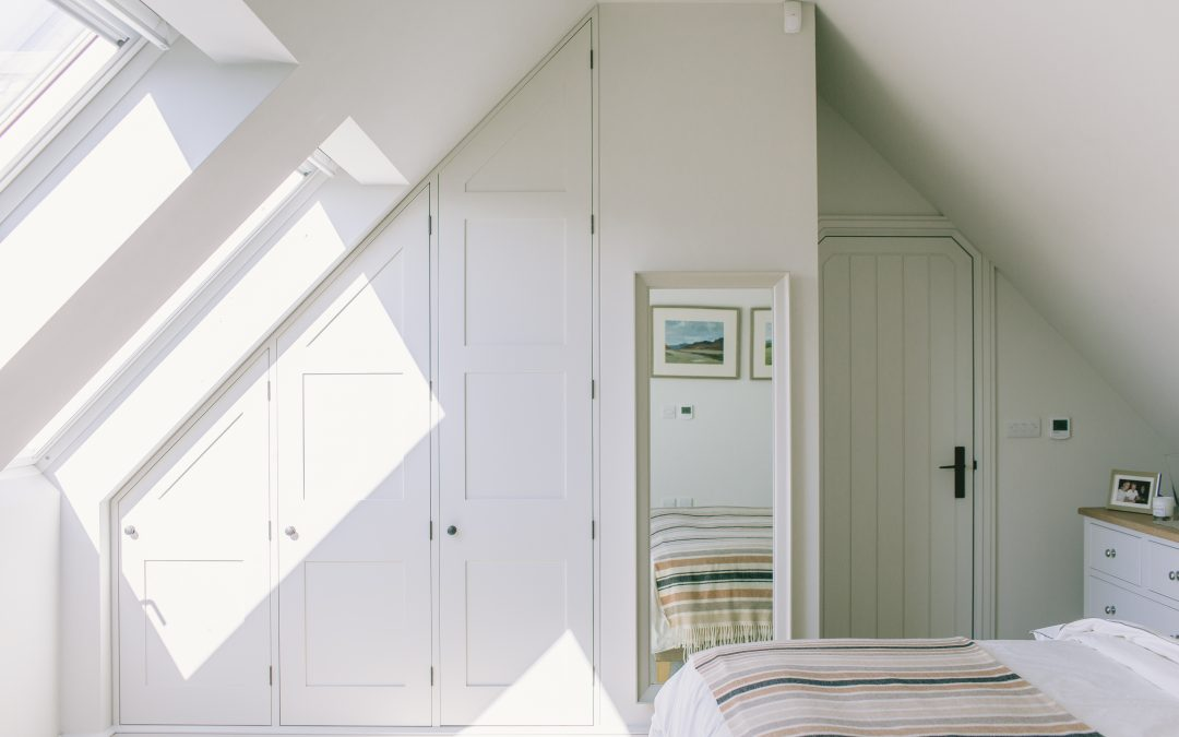 Loft Room Fitted Wardrobes