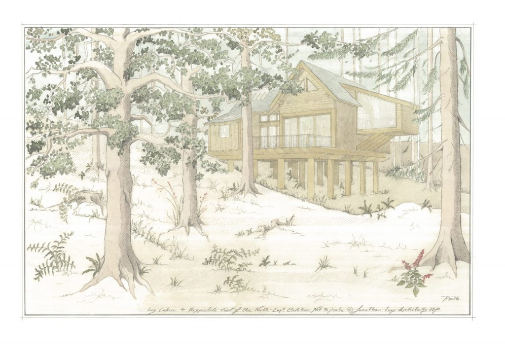 Woodland Cabin Design