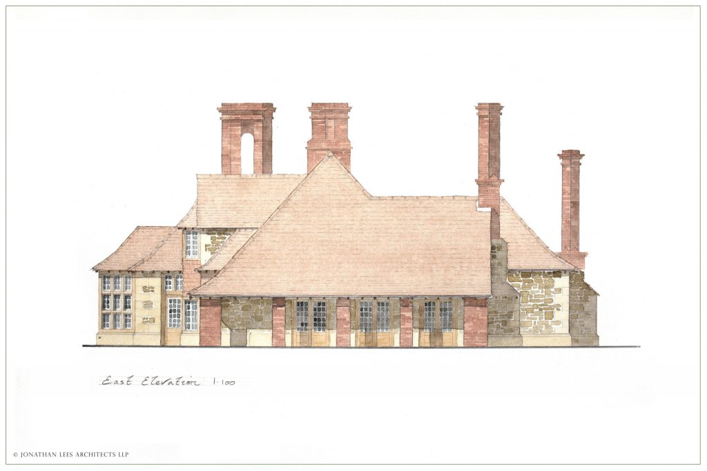 Arts and Crafts Architect in England